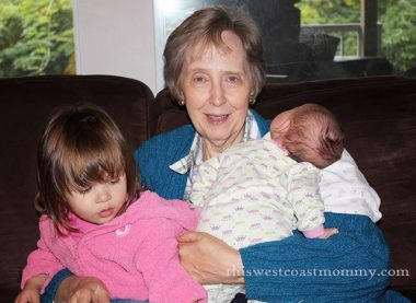 National Grandparents Day | This West Coast Mommy