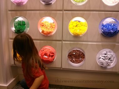 Wordless Wednesday: At the Lego Store