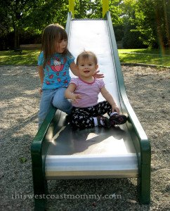 On the Slide | This West Coast Mommy