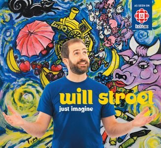Will Stroet's Just Imagine - This West Coast Mommy
