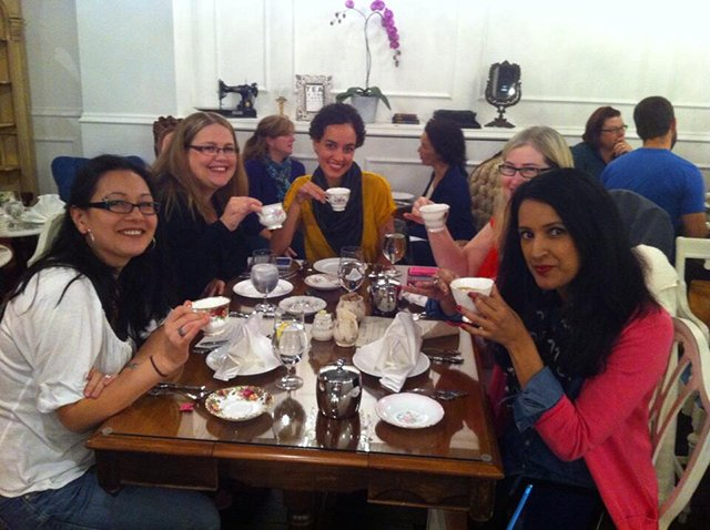 5 Things I Learned From My First Blogger Event #PBUYVR {photo courtesy of rebeccacoleman.ca}