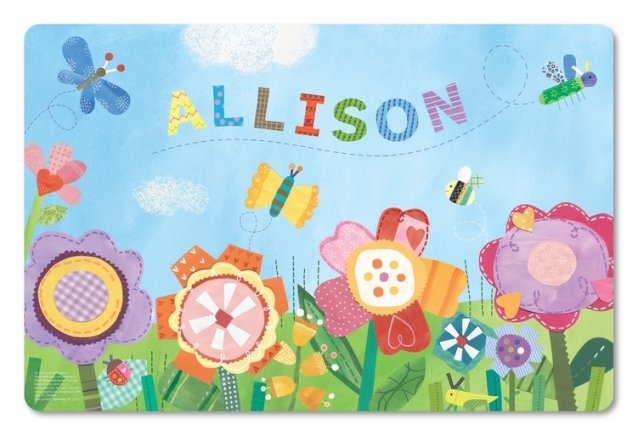 Dreamy Day Personalized Placemat
