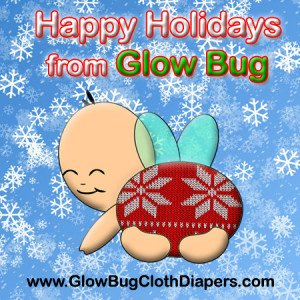 Glow Bug Diapers