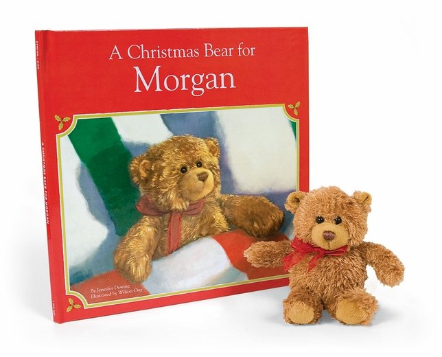 A Christmas Bear for Me from I See Me!