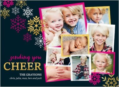Cheery Wishes card