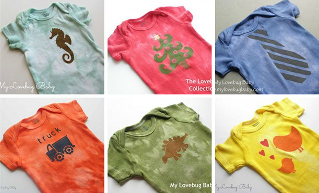 The Lovebug Collection carries over 40 unique handpainted designs! #HolidayGiftGuide