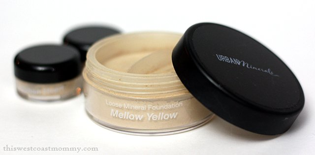 Urban Minerals loose foundations #makeup offer 30 colours to match any skin tone.
