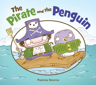 The Pirate and the Penguin book review #kidlit