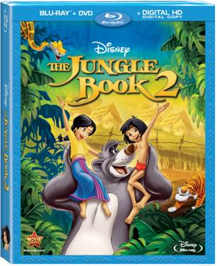 The Jungle Book 2 available on Blu-ray combo pack on March 18th