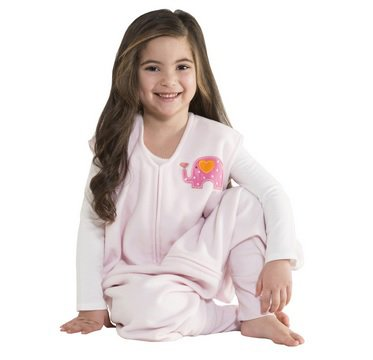 This HALO SleepSack Big Kids comes with unique foot openings for easy mobility.