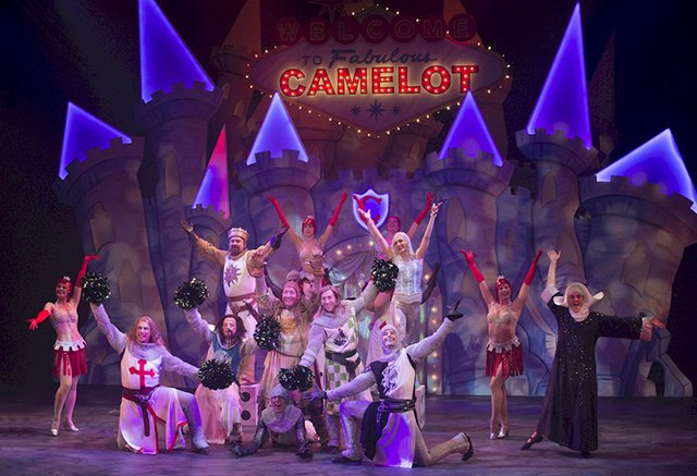 Welcome to Fabulous Camelot
