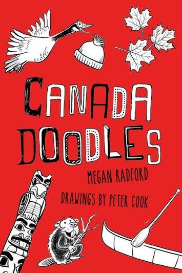 Canada Doodles Cover