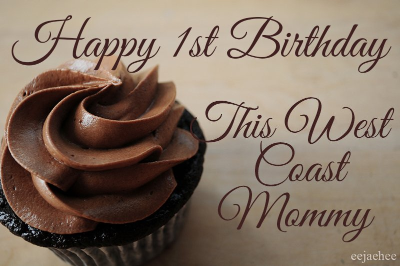 Win a $15 Starbucks Gift Card for This West Coast Mommy's Blogiversary! US/CAN, 7/18