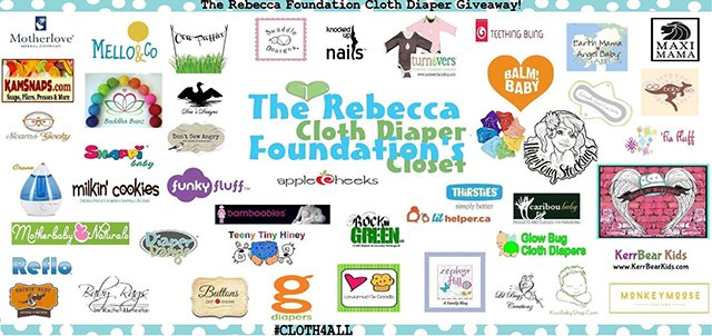 Rebecca's Foundation giveaway