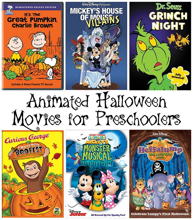 27 Family Friendly Animated Movies For Halloween This West Coast Mommy