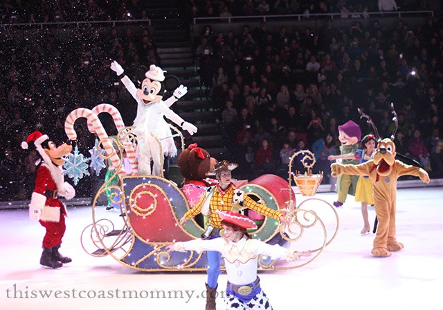 Disney On Ice - Christmas finale