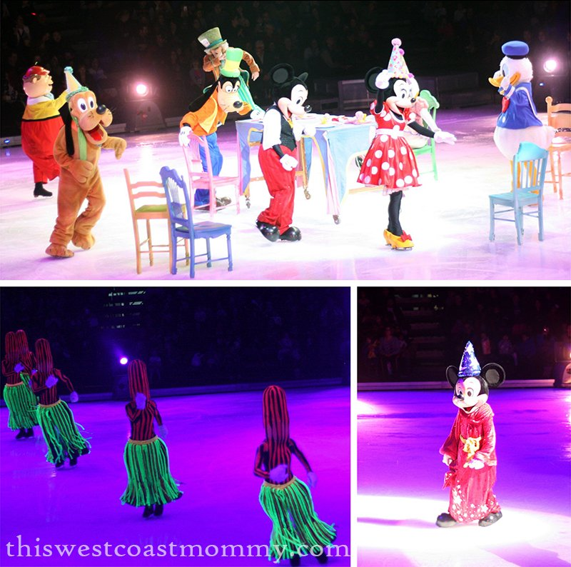 Disney On Ice - Unbirthday & Fantasia