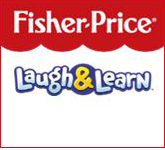 Fisher-Price button
