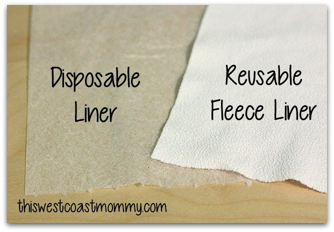 Which cloth diaper inserts, doublers, or liners should I choose? Cloth diaper liners.