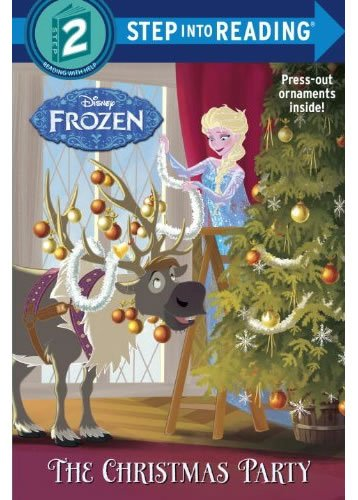 The Christmas Party storybook