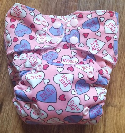 Dresses By Sheila - OS Candy Hearts Pocket