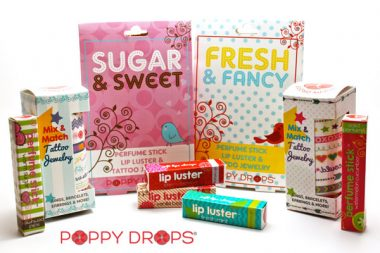 Poppy Drops $30 Gift Certificate giveaway