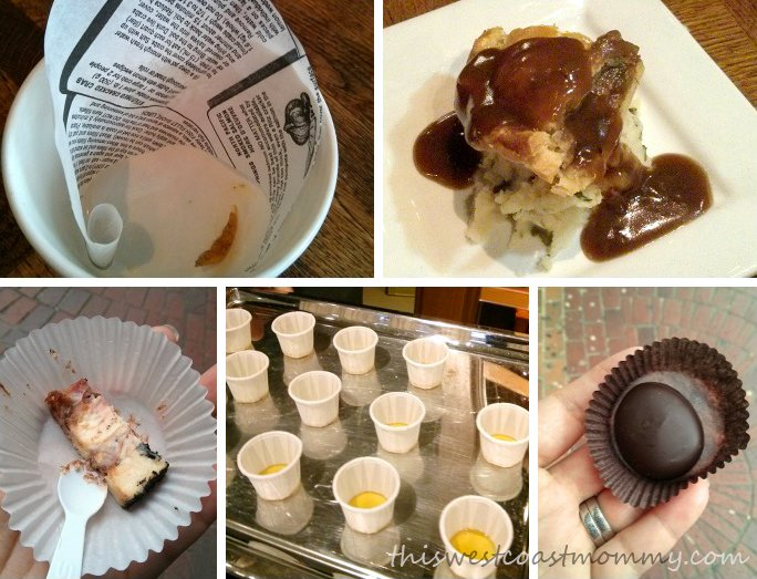 Snapshots from our Gastown Food Walking Tour