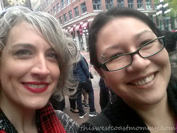 Our girls' day out at the Gastown Food Walking Tour