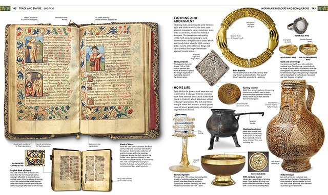 History of the World in 1000 Objects - Norman Conquerors