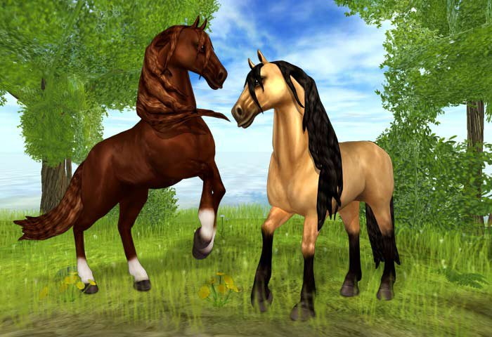 Star Stable - Andalusians