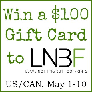 Win a $100 Gift Card to LNBF.ca (US/CAN, 5/10)
