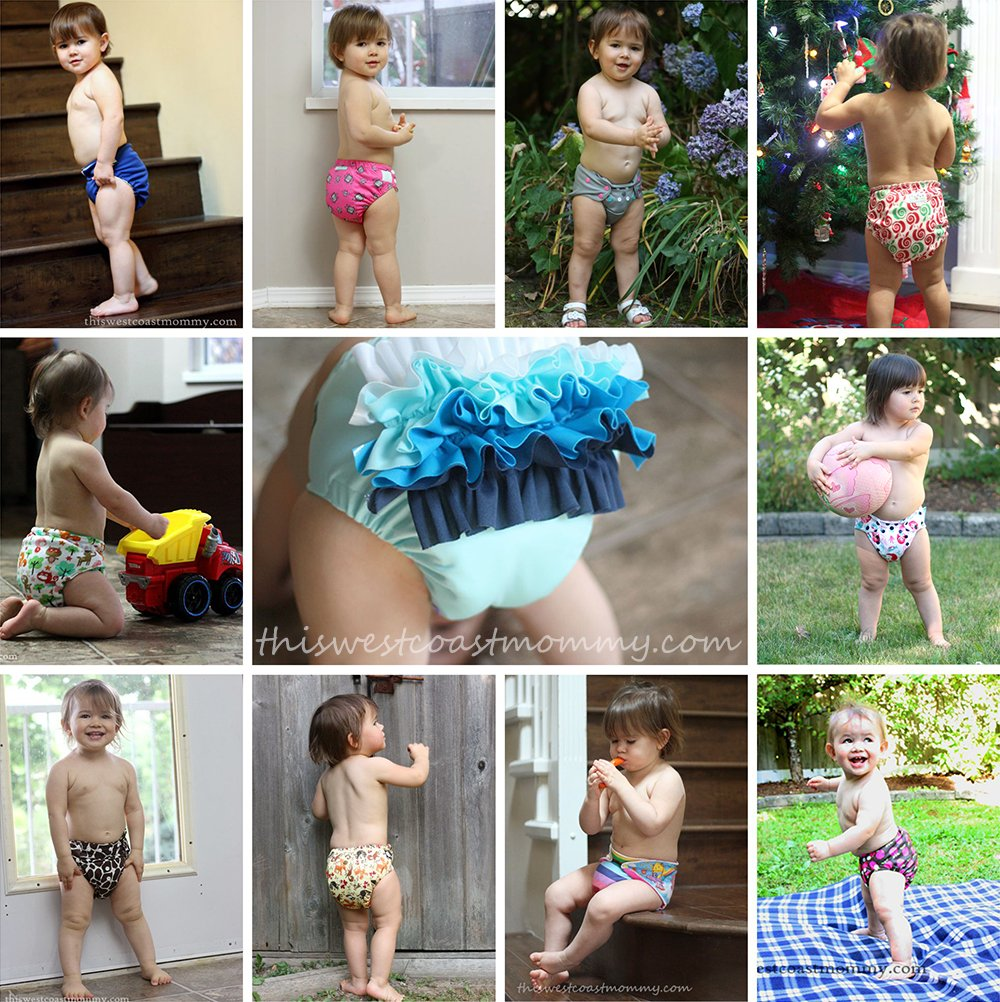 Love for cloth diapers
