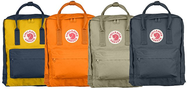 Kanken backpacks