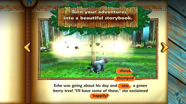Turn your adventures into a beautiful storybook.