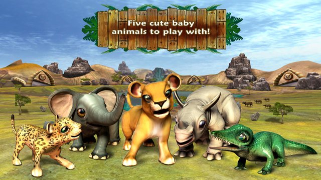 5 cute baby animals to play with!