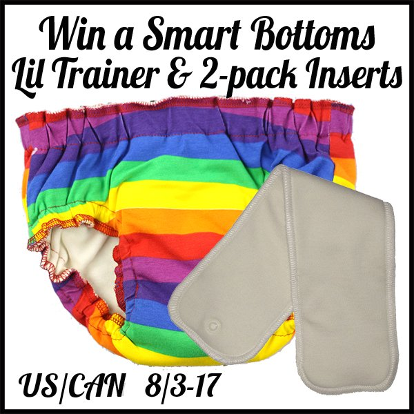 Win a Lil Trainer & 2-Pack Inserts (US/CAN, 8/17)