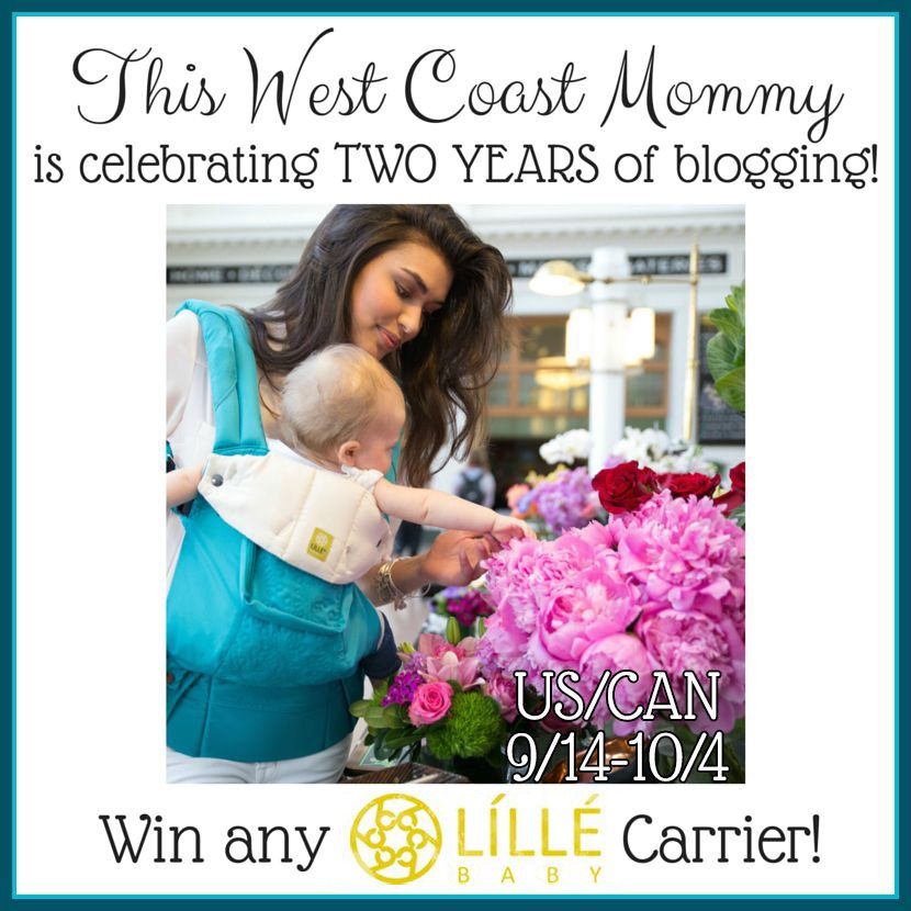 Win any LILLEbaby Carrier! (US/CAN, 10/4)