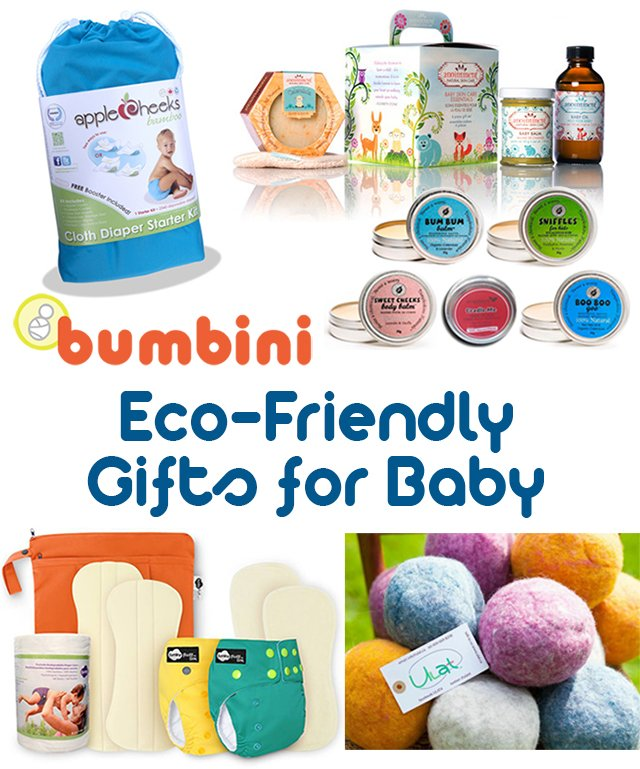 5 Eco-friendly gift ideas for baby from Bumbini
