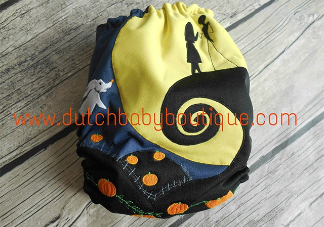 Nightmare Before Christmas OS AI2 from Dutch Baby Boutique