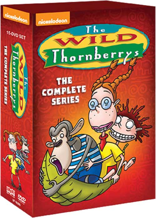 The Wild Thornberrys: The Complete Series out on DVD October 20, 2015