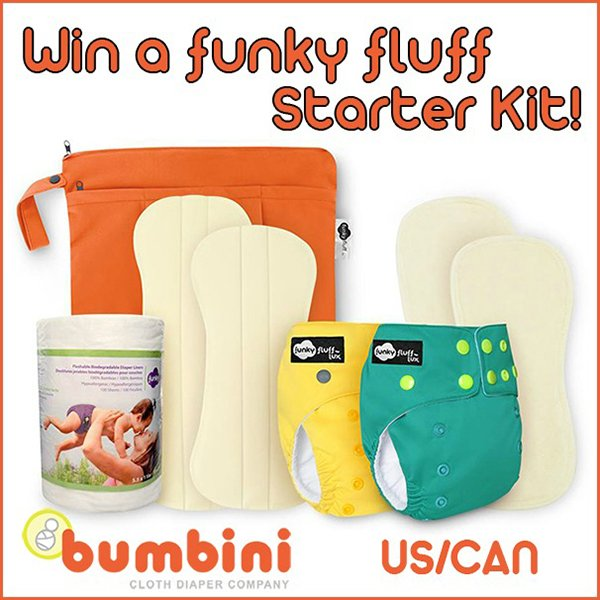 Win a Funky Fluff starter kit! (US/CAN, 11/20)