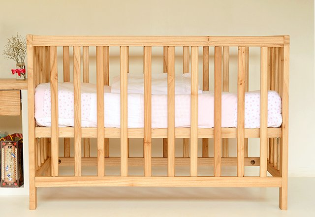 Remember safety when buying a secondhand crib