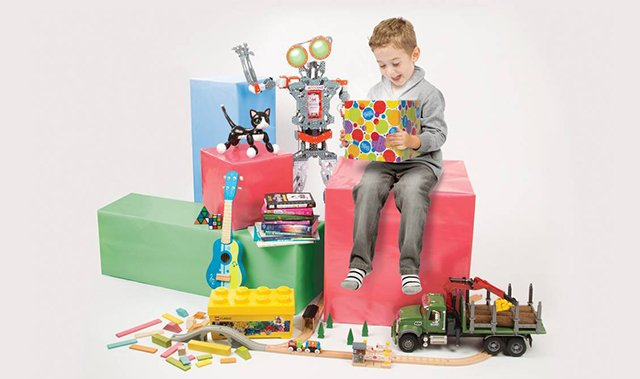 Visit Mastermind Toys' Holiday Gift Guide for every child on your list!