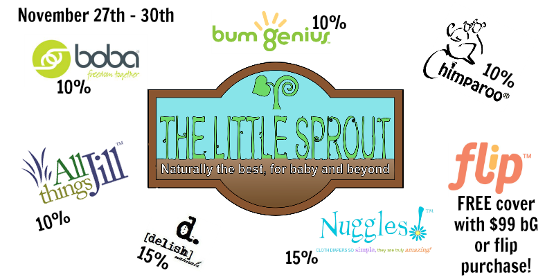 The Little Sprout feature