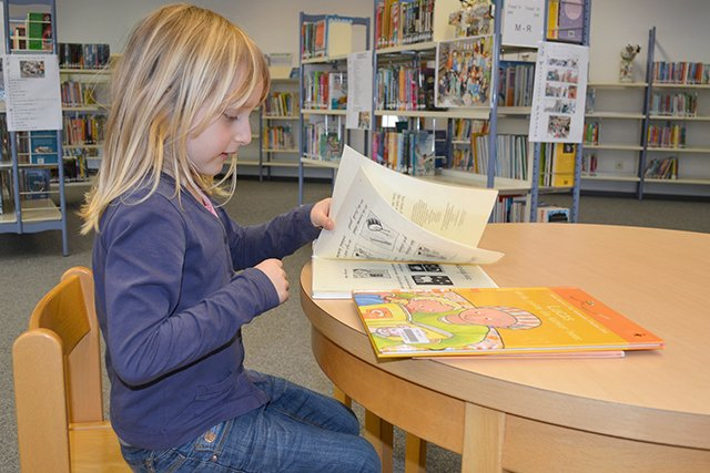 Tips for raising an enthusiastic reader: visit you library regularly