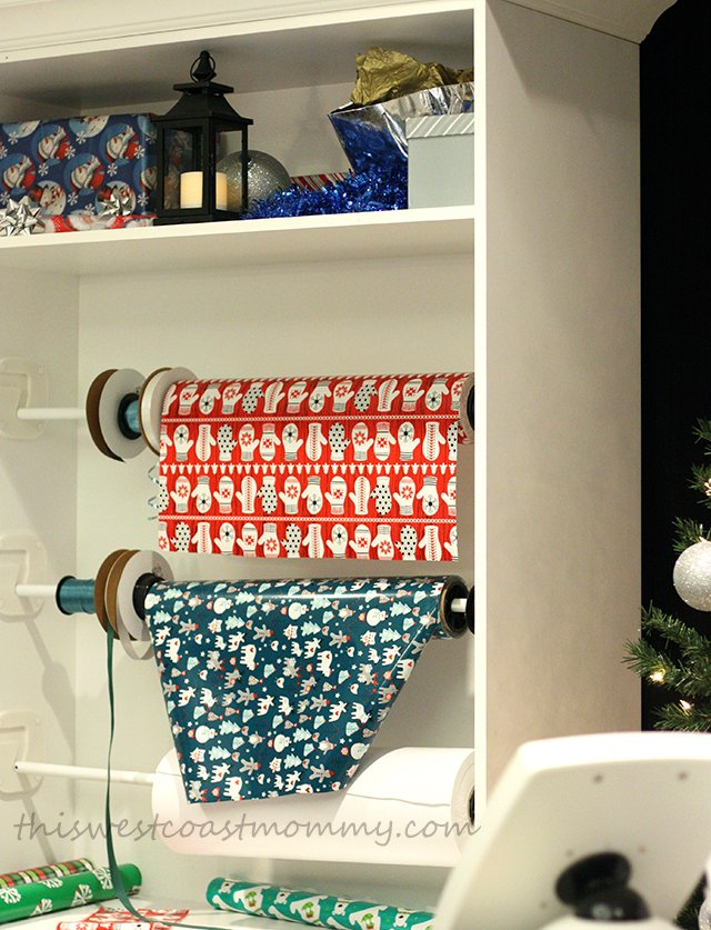 Get complimentary gift wrapping at the RBC Avion Holiday Boutique