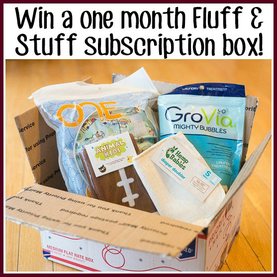 Win a one month Fluff & Stuff subscription from Pockets & Pins (US, 1/26)