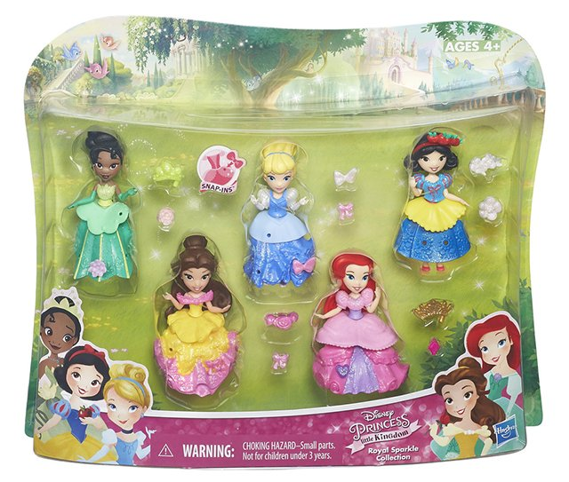 Small Doll Collection Pack