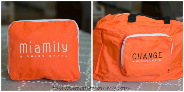 MiaMily Collapsible Bag