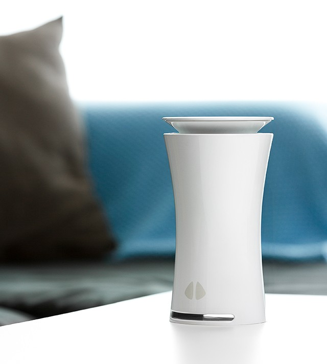 uHoo is the most advanced indoor air quality sensor on the market. Its comprehensive sensors track what's happening in your home or office's air and sends you real-time alerts and tips for improving air quality.